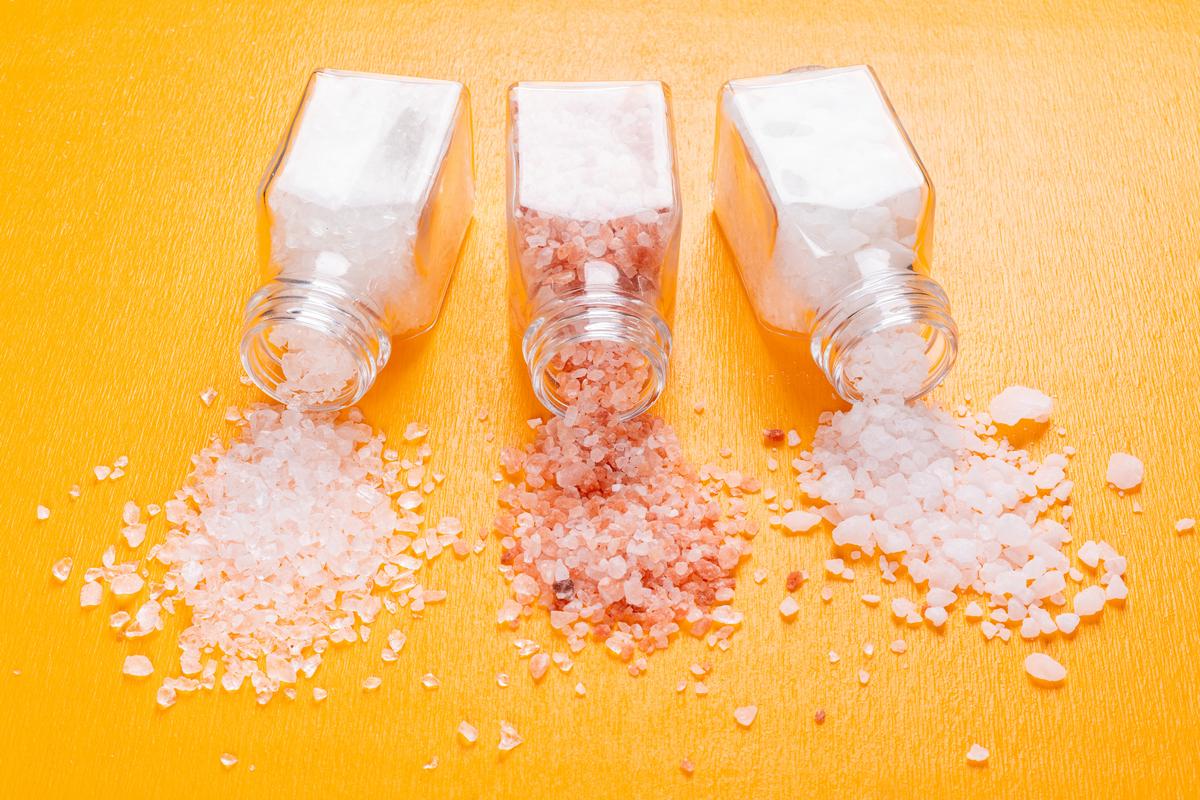 Peeling corporal de Sales Marinas