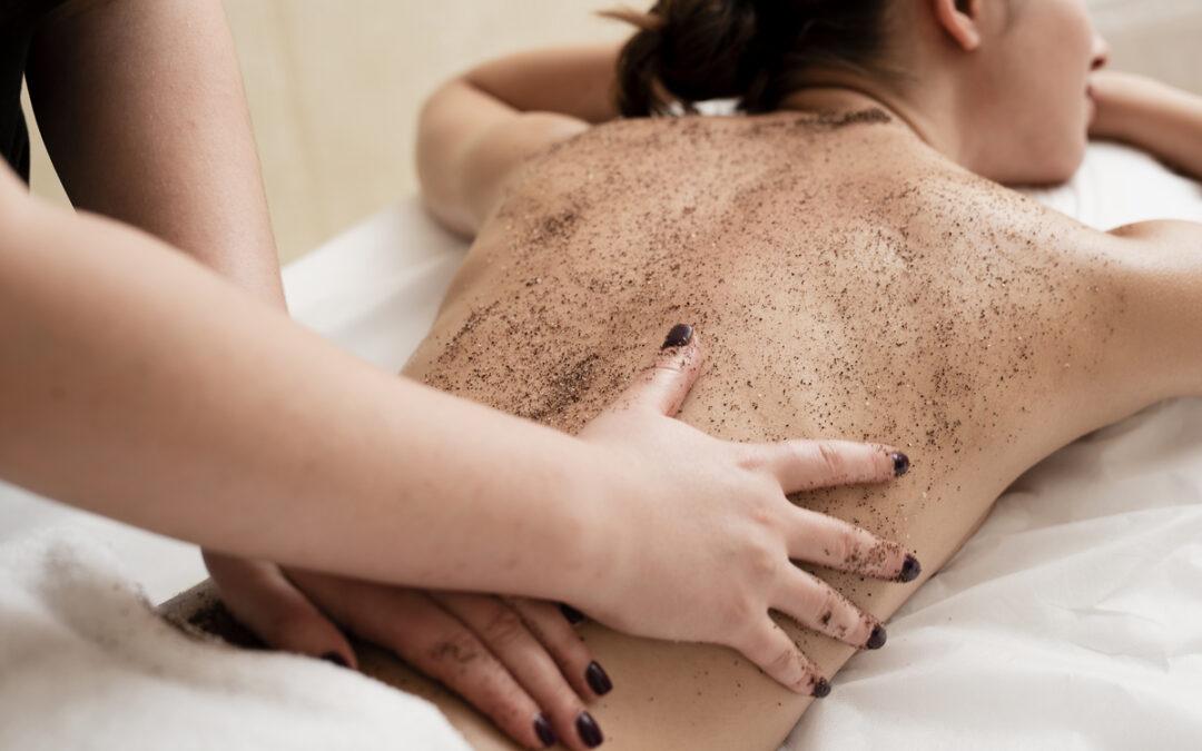 Purificación de espalda