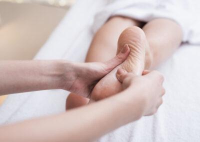 Tratamiento de pies