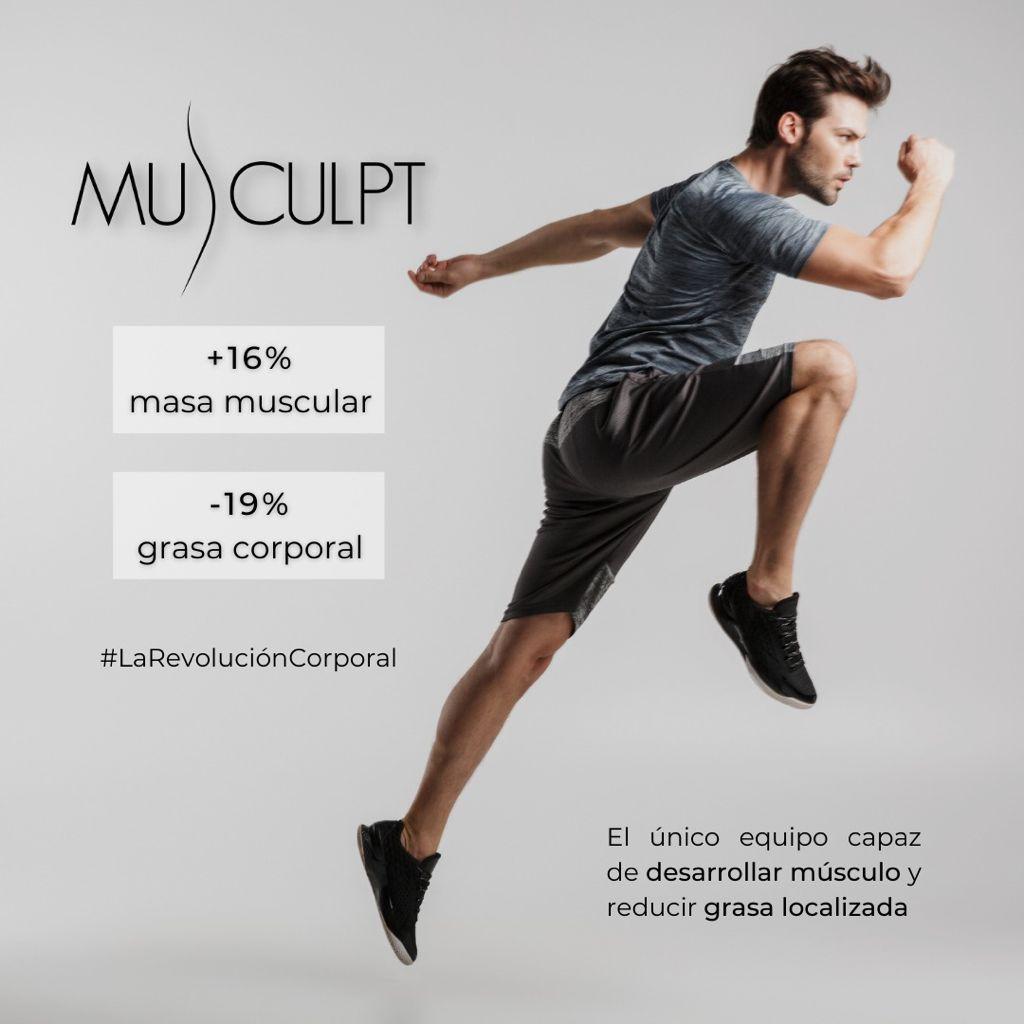 Musculpt, la revolución corporal hombre malaga centro estético 2002
