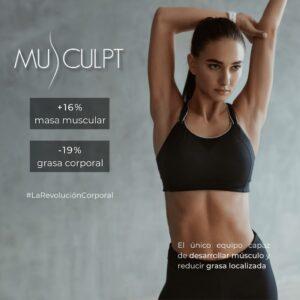 Musculpt, la revolución corporal malaga