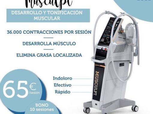 Musculpt, la revolución corporal